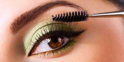 ojos ahumados de colores