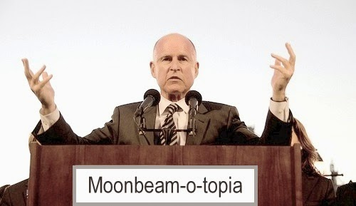 OVERPOPULATION SOLVED! Gov. Jerry Brown Claims: 3 Billion+ Will Die from 'Global Warming'