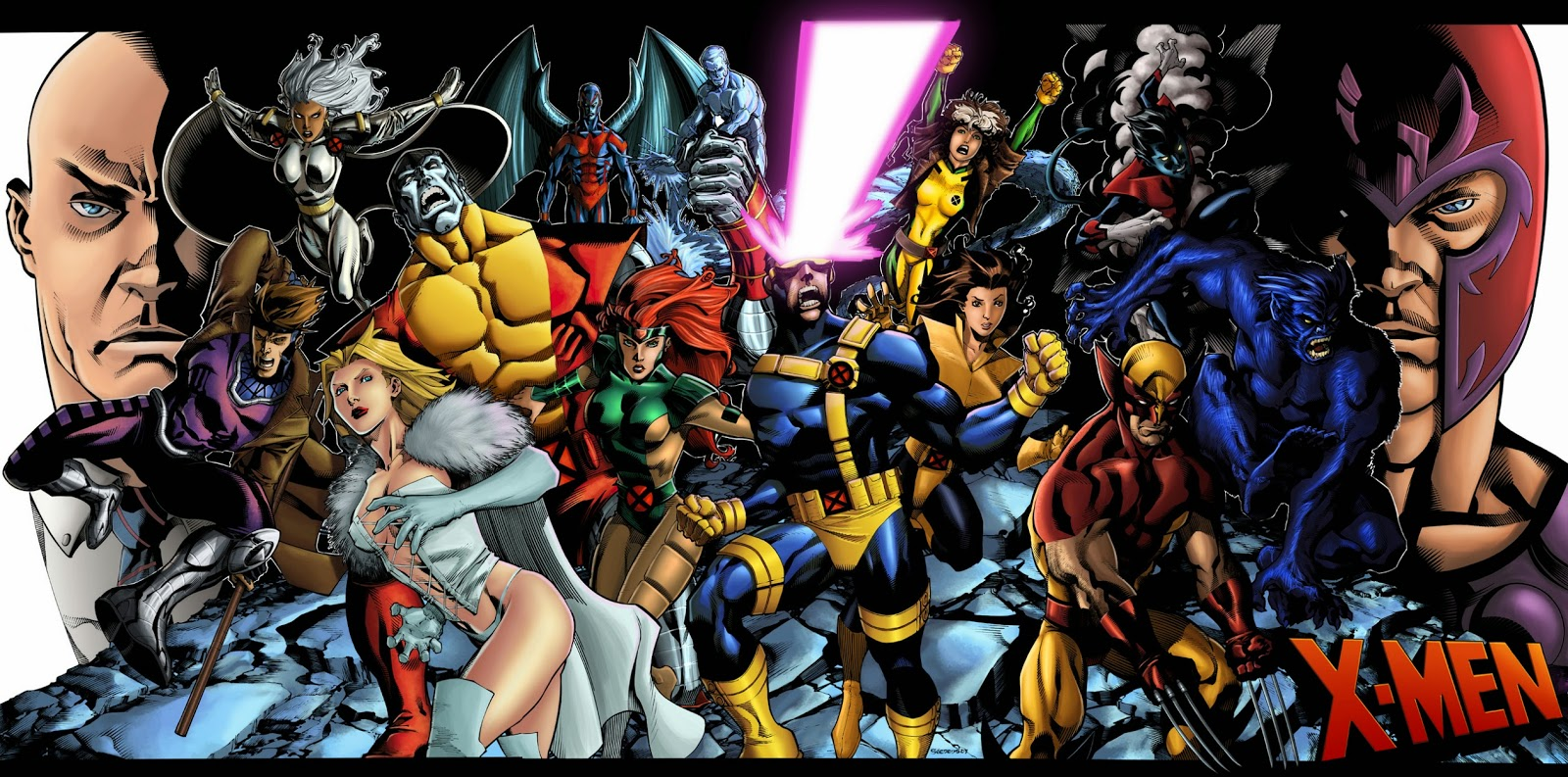 And Here We Are At The End Of X Men Retrospective A Series That Is Hitting 5 7 Really In This One I Didnt Care For Most