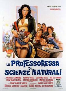 La professoressa di scienze naturali 1976