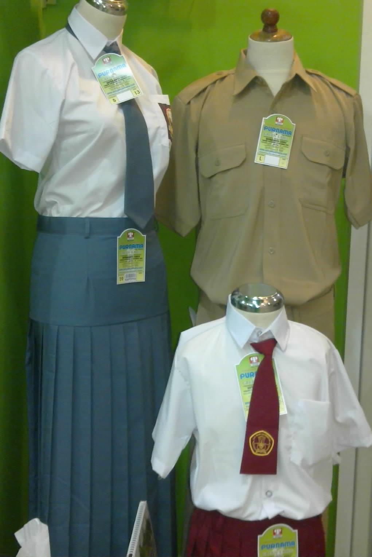 paket kursus menjahit baju seragam sekolah cv.tkrserumpun