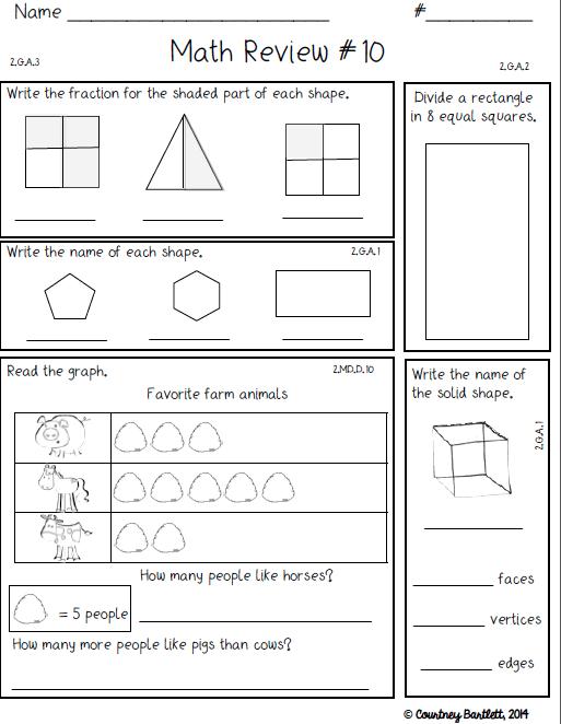 http://www.teacherspayteachers.com/Product/Common-Core-Math-Review-Centers-for-2nd-grade-1166552