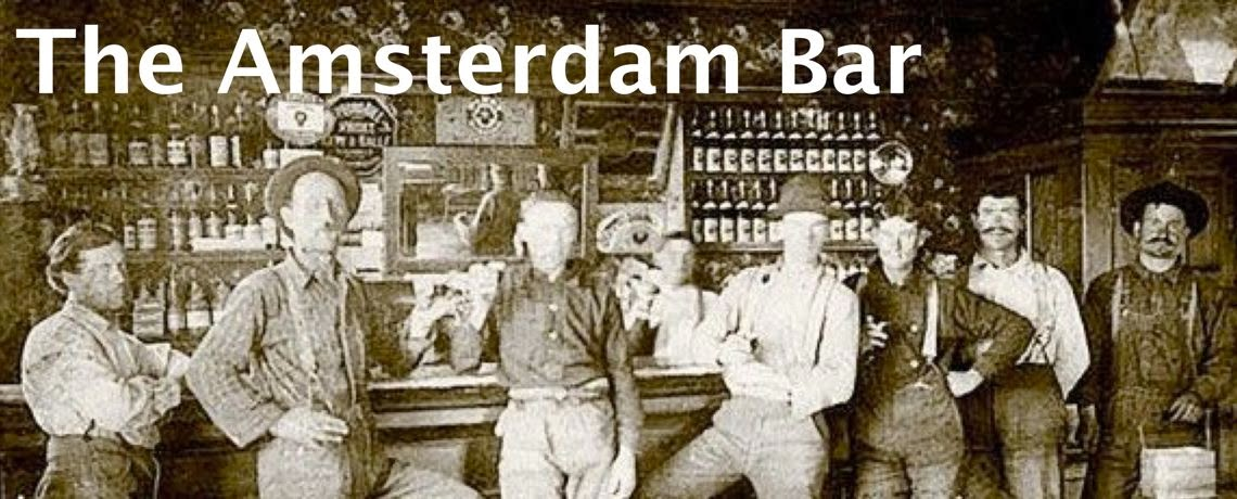 The Amsterdam Bar