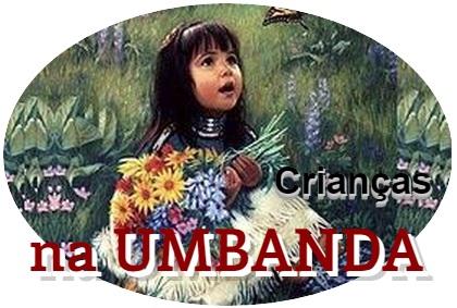 Crianças na Umbanda