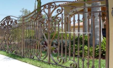 decorative metal fence panels. Plain Decorative And Decorative Metal Fence Panels