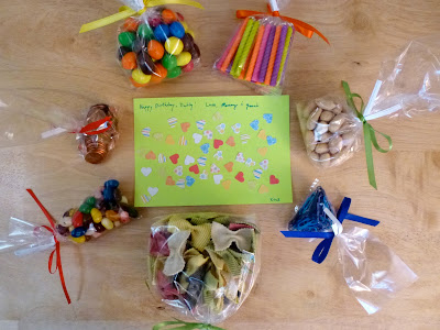 Sets of 50 Little Birthday Gifts by Nina's Show & Tell