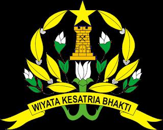 Logo Pusdikzi TNI AD