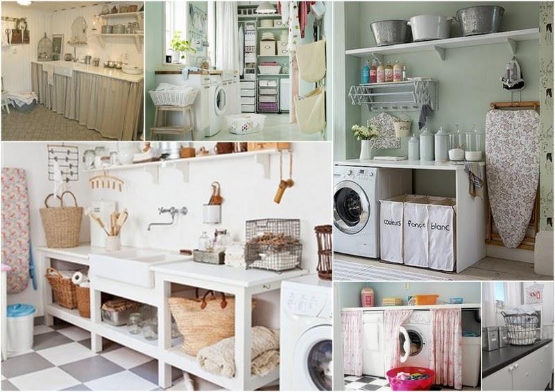 liten tvättstuga inspiration
