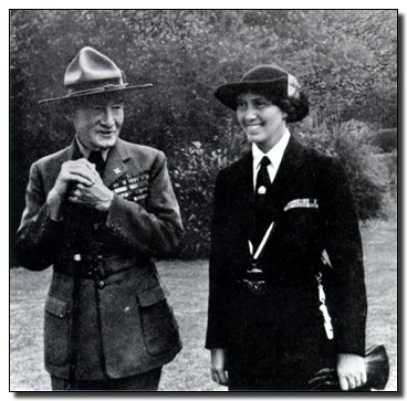 biography of robert baden powell