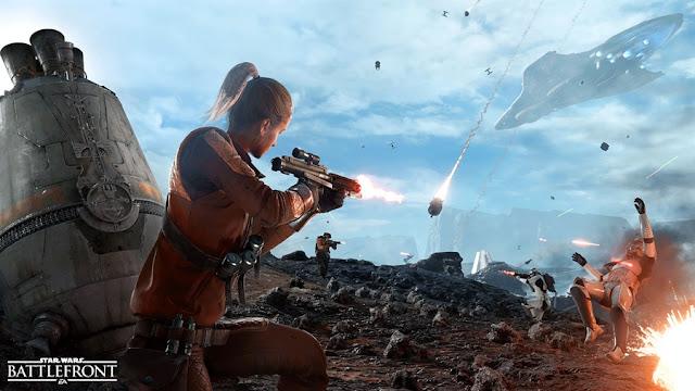 STAR WARS Battlefront Download Photo
