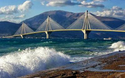 Εκπληκτικό ντοκιμαντέρ απο το National Geographic για την γέφυρα Ρίου-Αντιρρίου