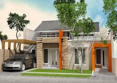 gambar teras rumah minimalis modern desain rumah minimalis