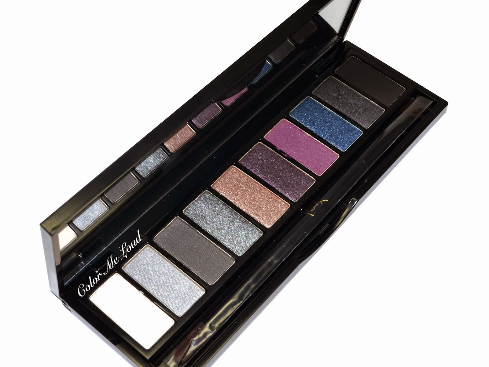 Ysl couture variation 10 color eye palette 2 tuxedo review ysl couture variation 10 color eye palette 2 tuxedo ccuart Gallery