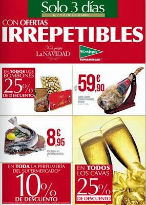 ofertas supermercado ECI Dic. 2013