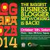 Re-Scheduled: Blogapalooza 2014