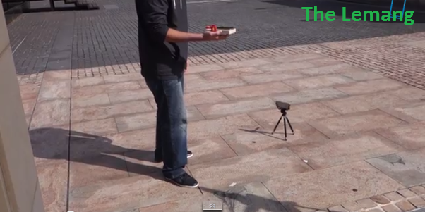 Lelaki Ini Jatuhkan iPhone 6 iPhone 6 Plus Apakah Yang Terjadi Seterusnya