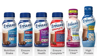 Image: Click for free Ensure coupons