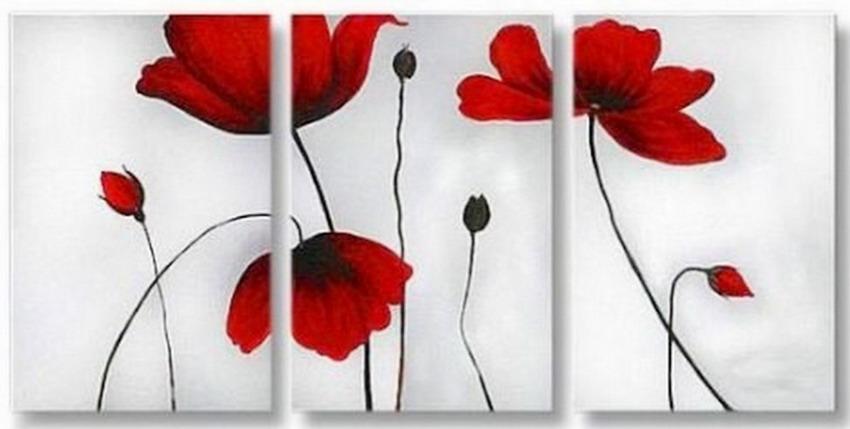 Im genes arte pinturas bodegones tripticos de frutas modernos - Cuadros modernos para living ...