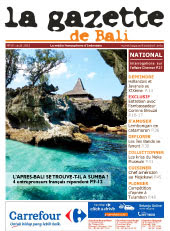 La Gazette de Bali août 2013