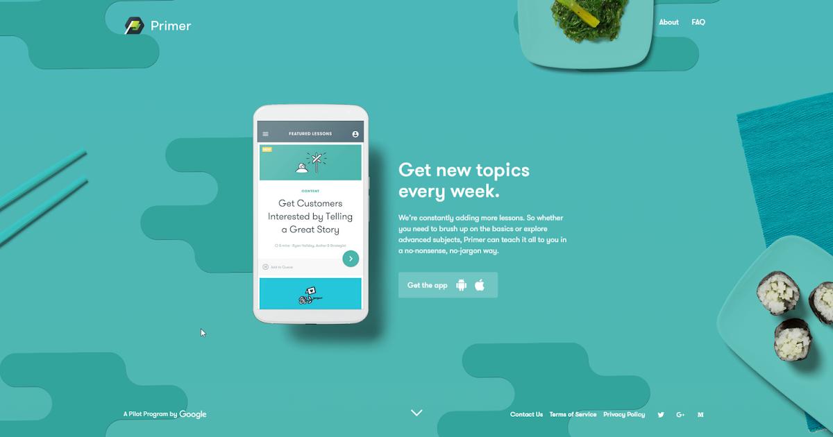 讓 Google 教你怎麼做網路行銷?免費互動課程下載!