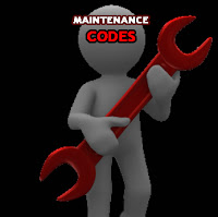 Maintenance Codes pada Printer Canon MP