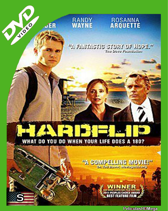 Hardflip (2012) DVDRip Subtitulado