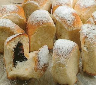 Buhtli s marmeladom recepti sa slikama