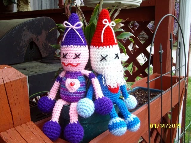 Misfit Gnome Dolls