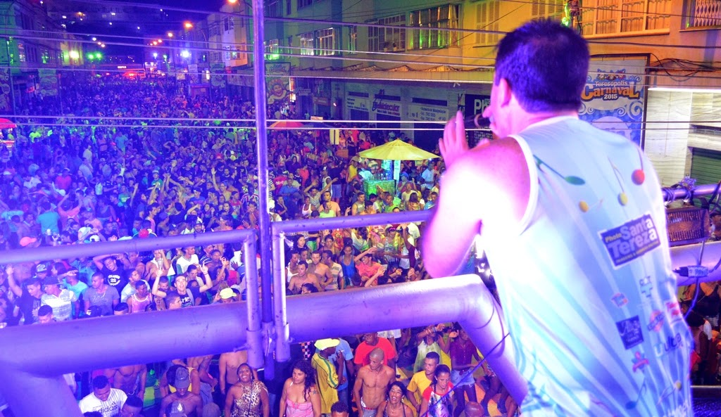 Bandas locais garantem os shows do Carnaval Folia e Paz