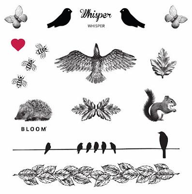 Tatuaggi temporanei - Bloom