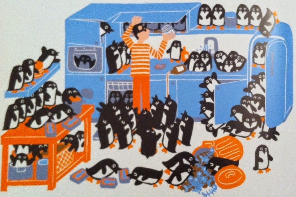 365 Pingouins Jolivet
