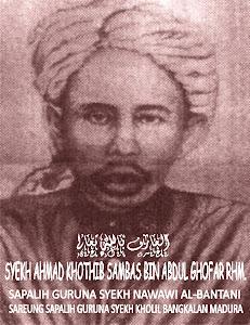 SYEKH AHMAD KHATIB SAMBAS