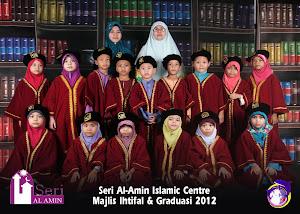 Graduasi BSP - 2012