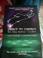 "click pic ... ""Impact to Contact - The Shag Harbour Incident"""