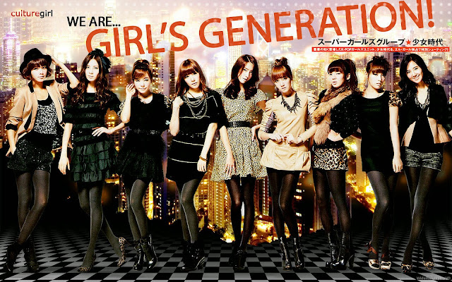 167676-Fabulous SNSD Girls Generation HD Wallpaperz