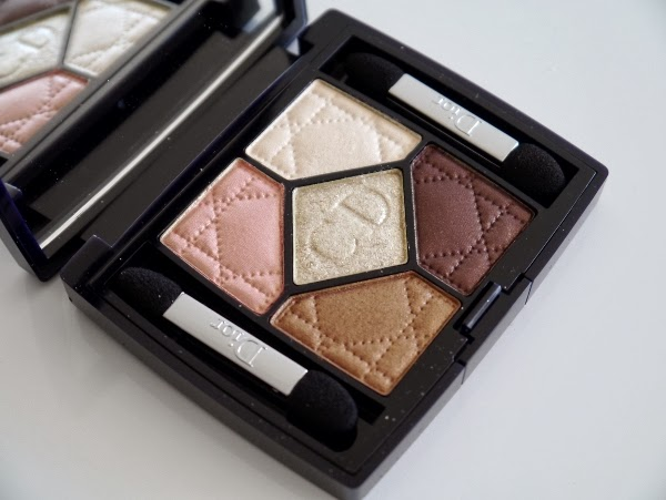 Dior 5 Couleurs eyeshadow palette in 'Golden Flower'