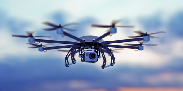 Rogue drone nearly hits plane at Stansted Airport