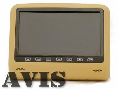 навесной монитор на подголовник AVIS AVS0988T