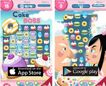 Most Addictive Game of the Week - Cake Boss