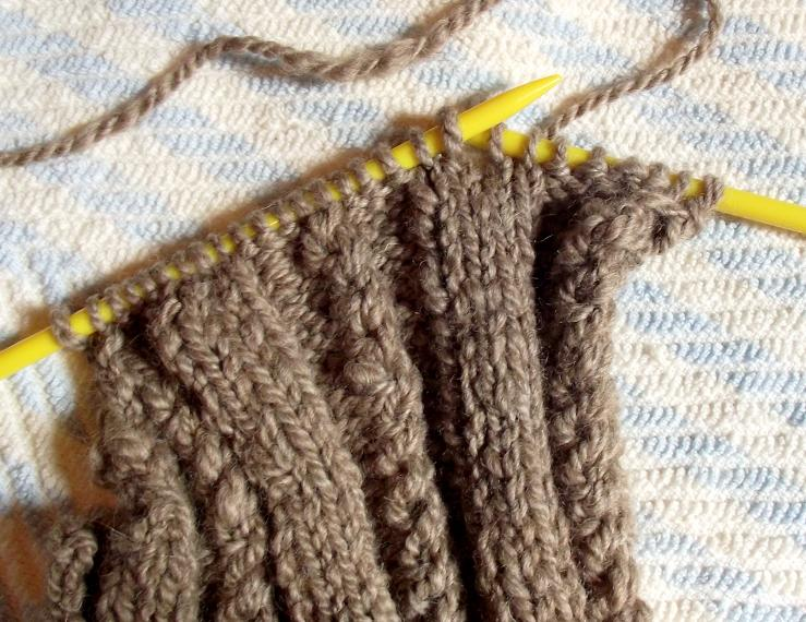 Continental Knitting : Continental Knitting