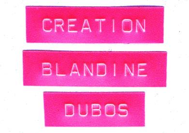 Création blandine dubos