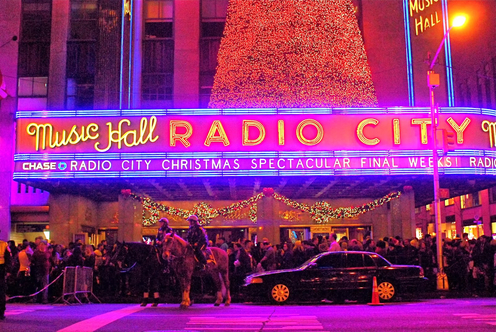 NYC ♥ NYC: Radio City Music Hall Christmas