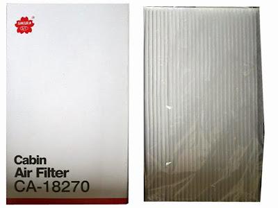 Cabin Air Filter - Filter AC Nissan Juke