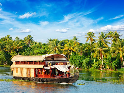 Best Honeymoon Destinations In India - Kerala