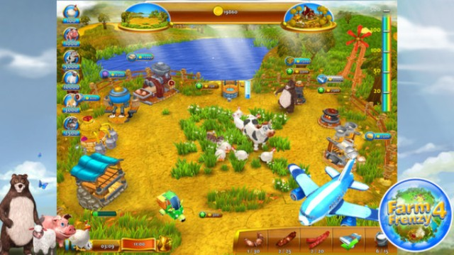 Farm Frenzy 4 PC Games Screenshots