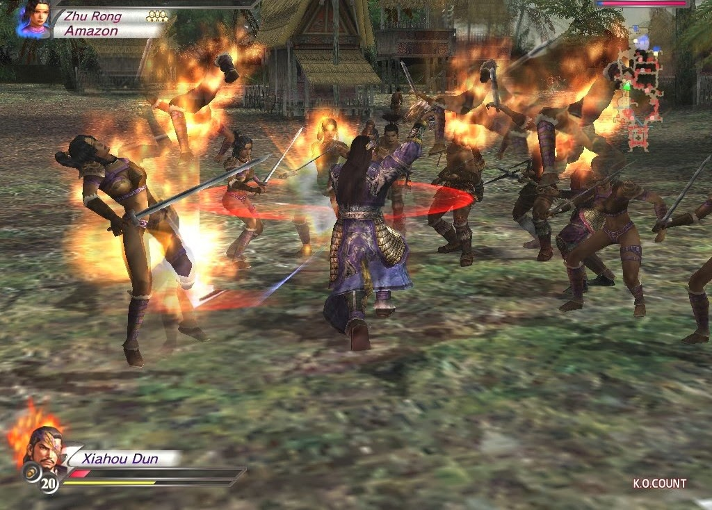 Dynasty Warriors 4 Hyper Game Free Download Full Version
