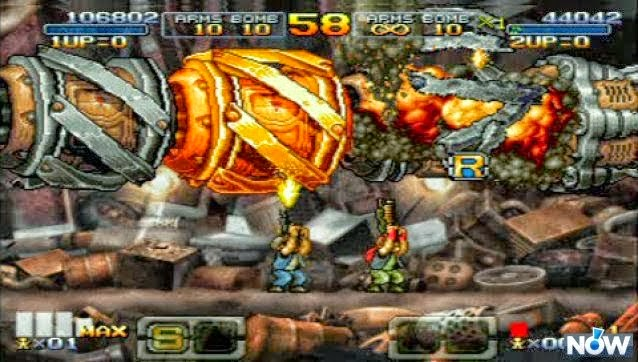 Download Metal Slug 7 Full PC Game