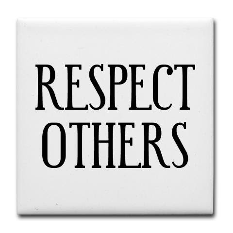 essay on respecting peoples property How to respect yourself and others r-e-s-p-e-c-t part 1 of 2 what exactly is respect it's the in this two-part series, we will explore three areas of respect - self-respect, respect for others and other people's respect for you.