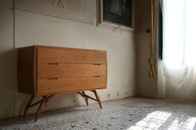 Simona elle arredi anni 40 a volte ritornano - Morelato mobili ...