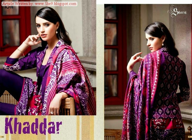 Winter Shawl Fashion in Pakistan and India